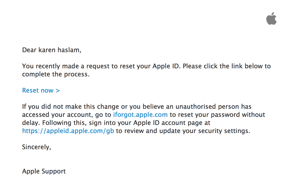 Simple Steps To Reset Your Apple Id Password | iStore | Apple Id Password