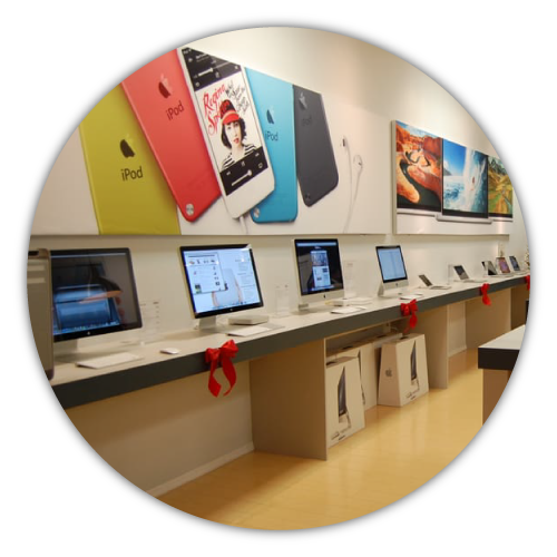 iStore | New Jersey & New York | Authorized Premier Service Provider